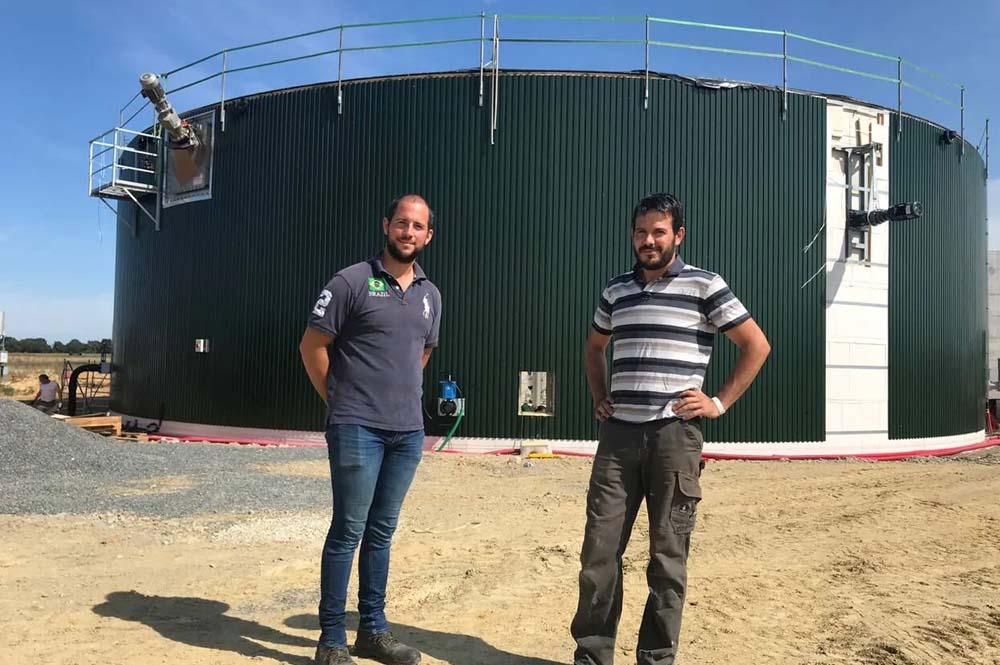 courtilles biogaz